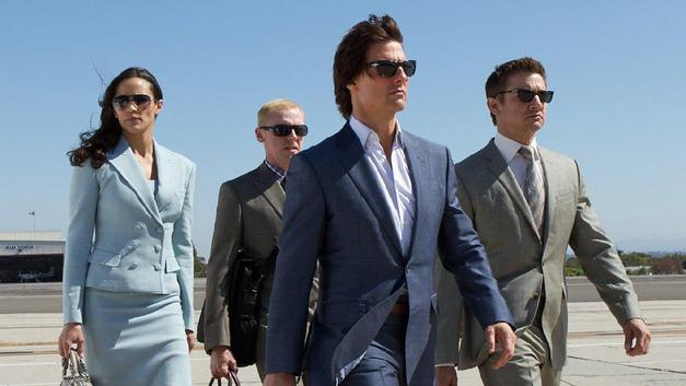 3. Tom Cruise ve Mission: Impossible