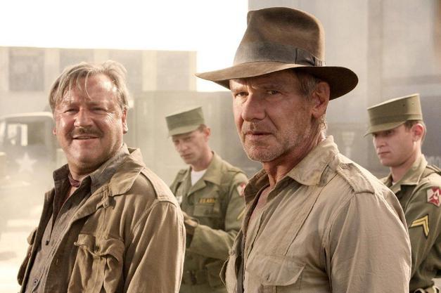 7. Harrison Ford ve Indiana Jones