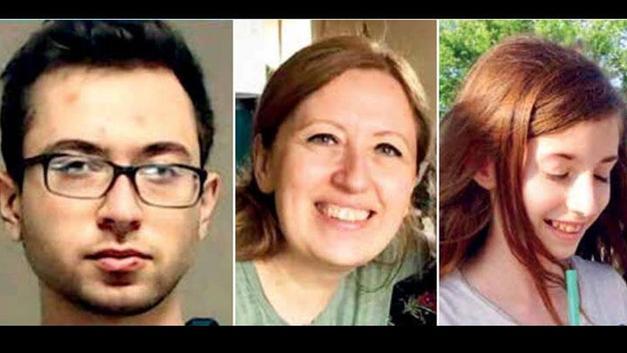 ABD'de yaşayan Türk genci annesini ve kız kardeşini katletti