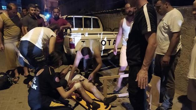 Kız alıp verme meselesi yüzünden amcasını ve kuzenini vurdu