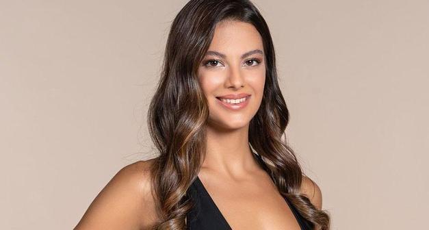 Miss Turkey 2021 finalisti Dilara Korkmaz ablasının izinden gidiyor
