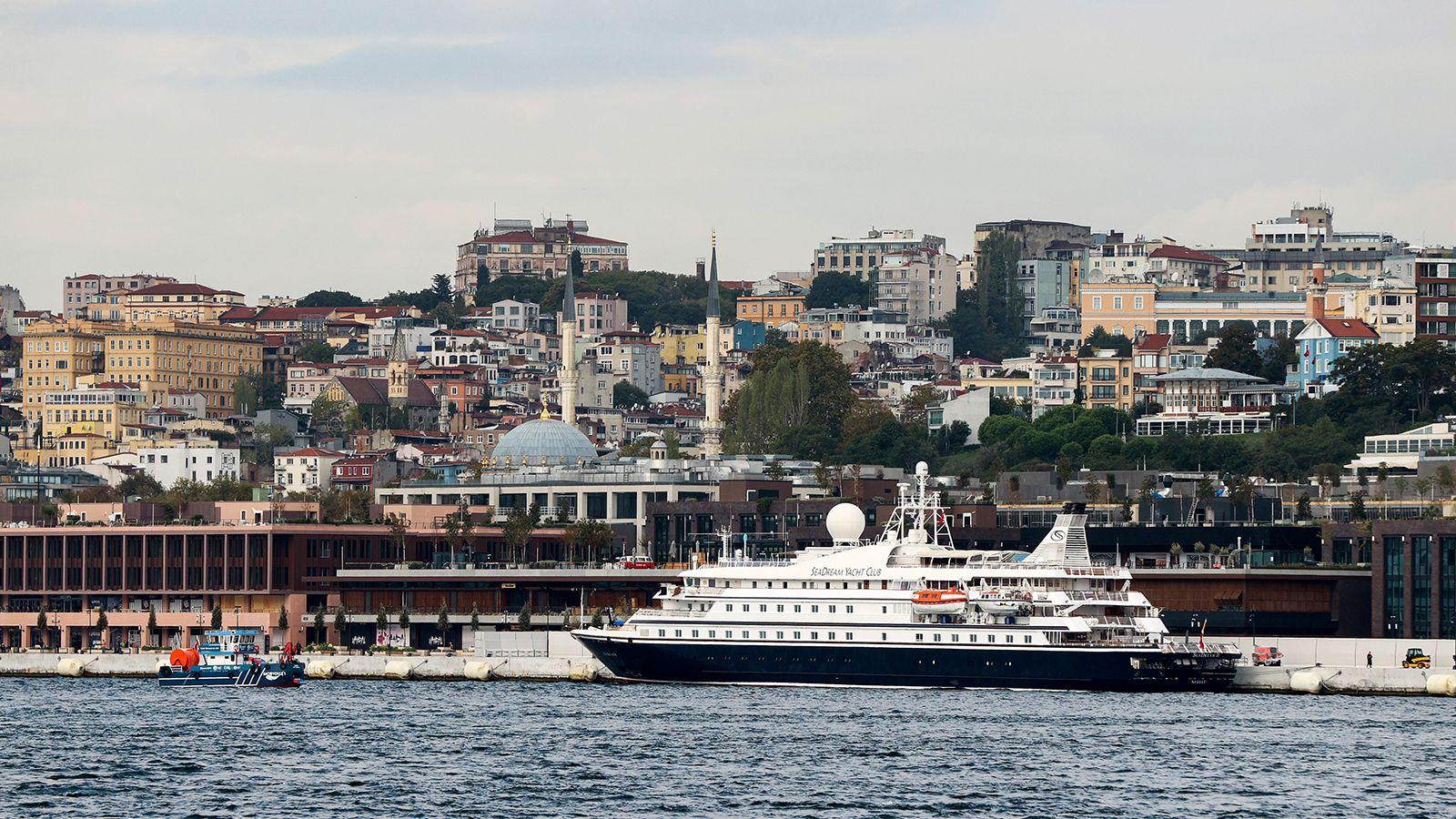 Küresel ısınma böyle sürerse İstanbul'da sular altında kalacak yerler - Resim: 1