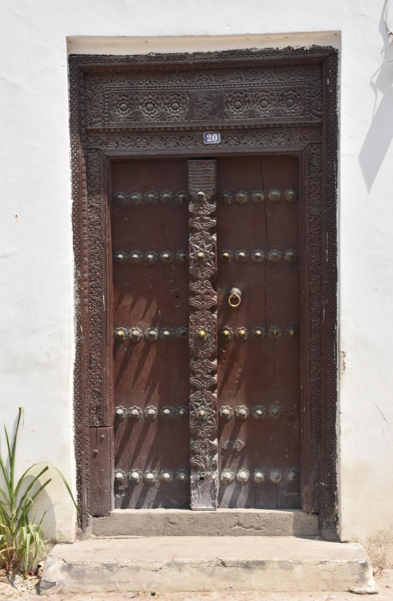 Zanzibar'ın dünyaca ünlü kapıları hayran bırakıyor - Resim: 1