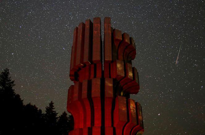 Perseid meteor yağmuru böyle görüntülendi - Resim: 1