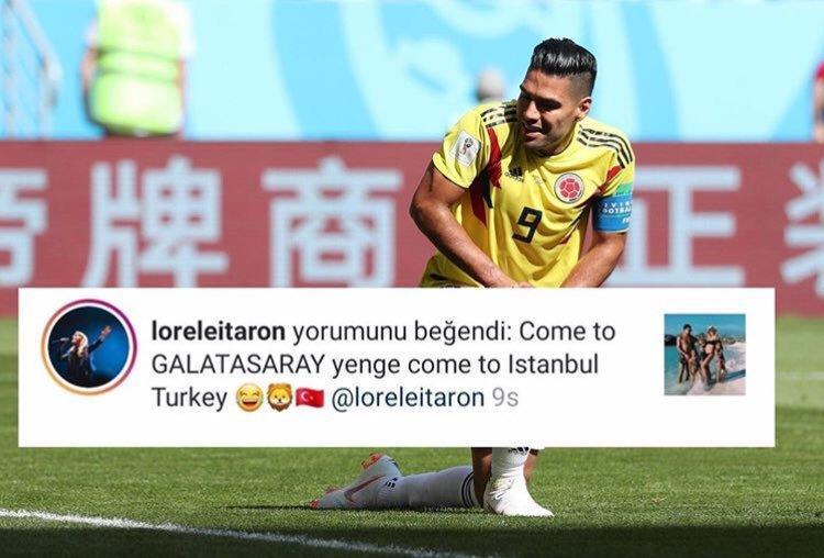 Galatasaray Falcao'yu like'ladığını KAP'a bildirdi - Resim: 4