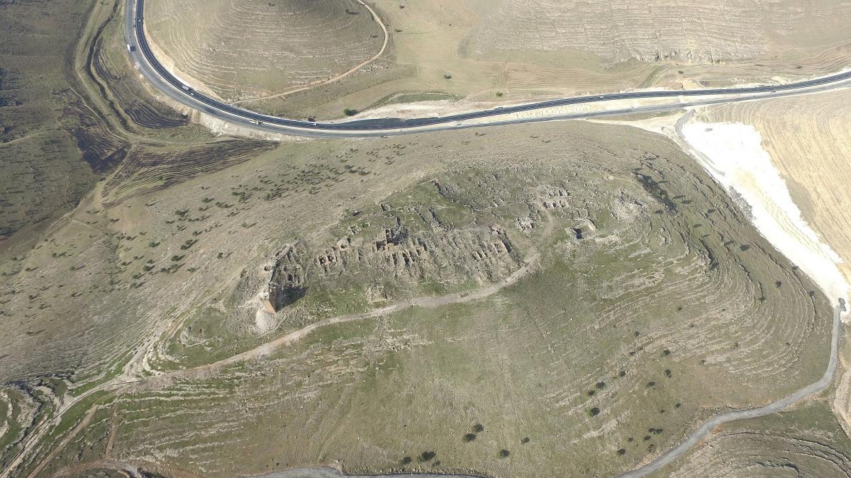 Diyarbakır'daki gizemli tapınak: Mithras - Resim: 1