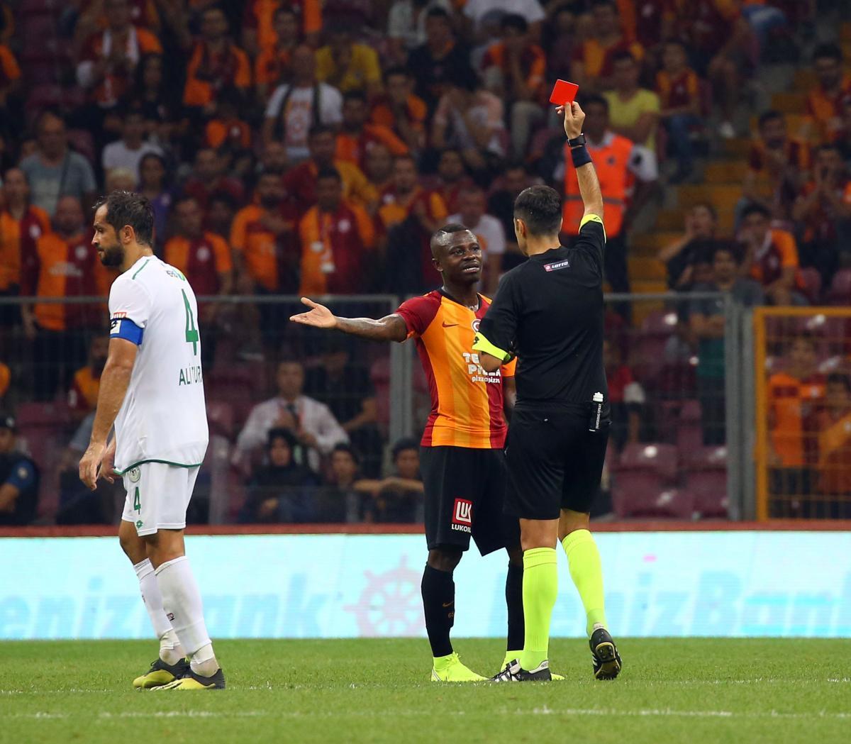 Konyaspor Galatasaray