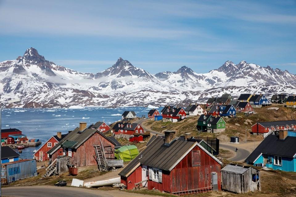 NASA'dan korkutan Grönland paylaşımı! - Resim: 1