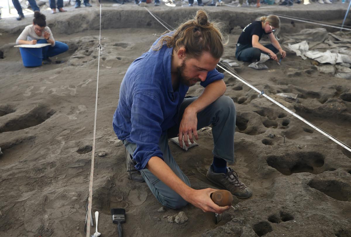 Kazıları kanıtladı: Avrupa'ya Boncuklu'dan yayılmış - Resim: 1