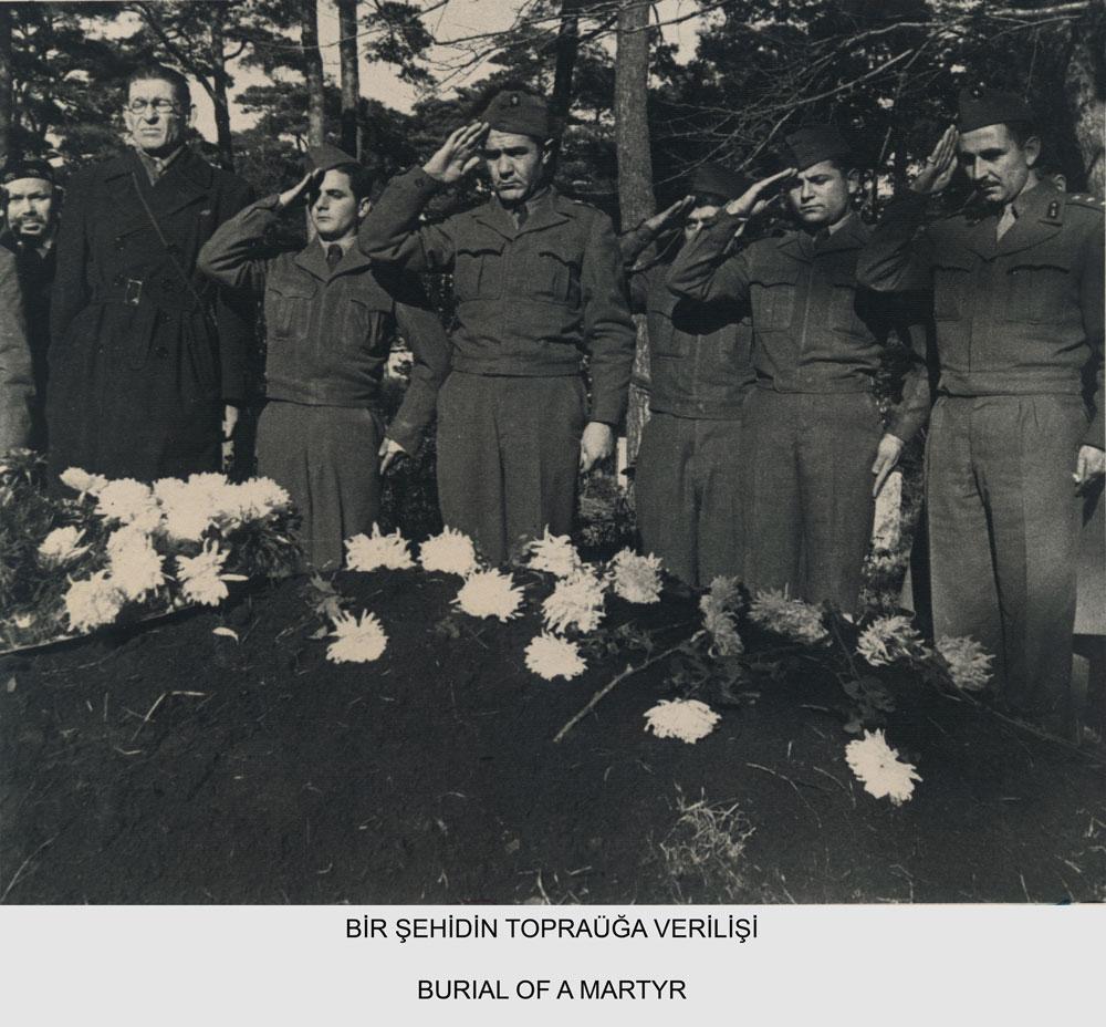 Milli Savunma Bakanlığı paylaştı... 69 yıl sonra ortaya çıkan fotoğraflar - Resim: 1