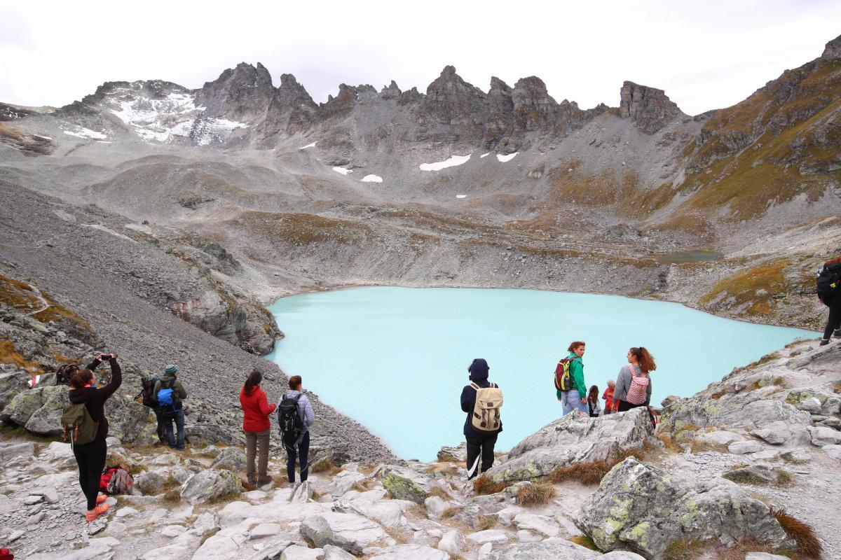 İsviçre'de kayıp buzul için cenaze töreni! - Resim: 2