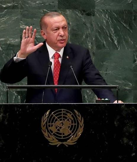 Erdoğan'dan 10 fotoğrafla BM mesajı - Resim: 1