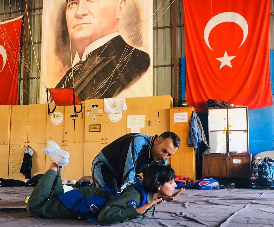 Atlayışını Barış Pınarı Herakatı'nda görev alan askerlere hediye etti - Resim: 1