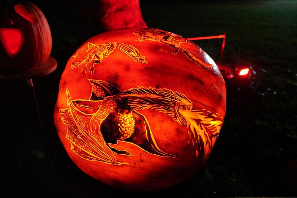 ABD'de bal kabaklarından sanat eseri yaptılar - Resim: 1