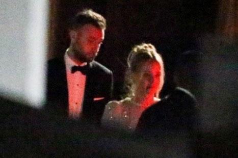 Jennifer Lawrence'ın düğününden ilk kareler ortaya çıktı - Resim: 1