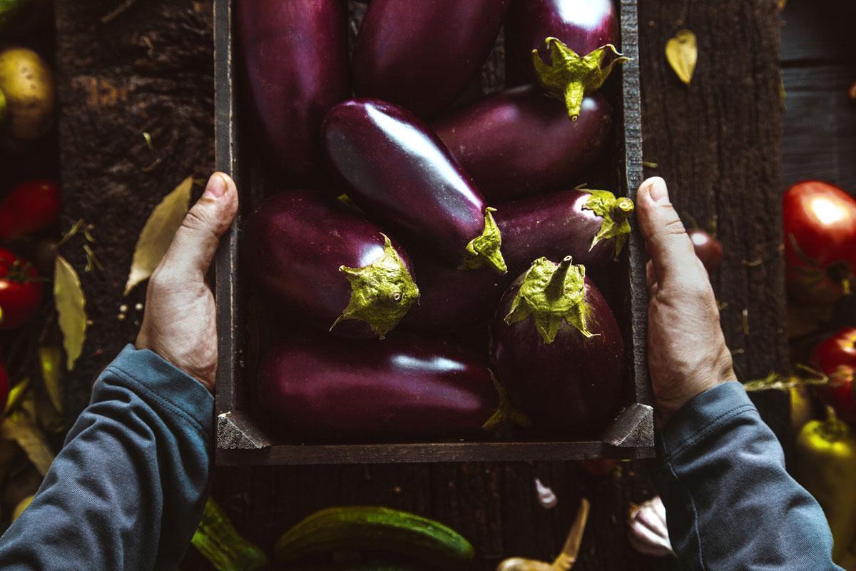 Patlıcan sapını çöpe atmayın! Bilinmeyen faydalarına çok şaşıracaksınız - Resim: 1