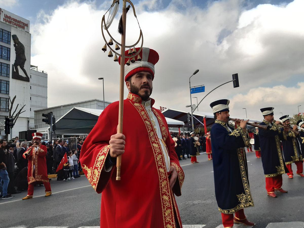 Türkiye'den 29 Ekim Cumhuriyet Bayramı manzaraları - Resim: 1