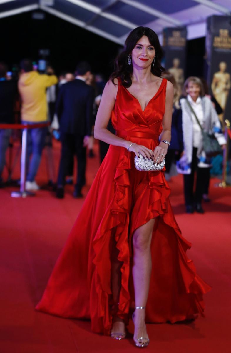 56. Antalya Altın Portakal Film Festivali'nde kırmızı halı şıklığı - Resim: 1