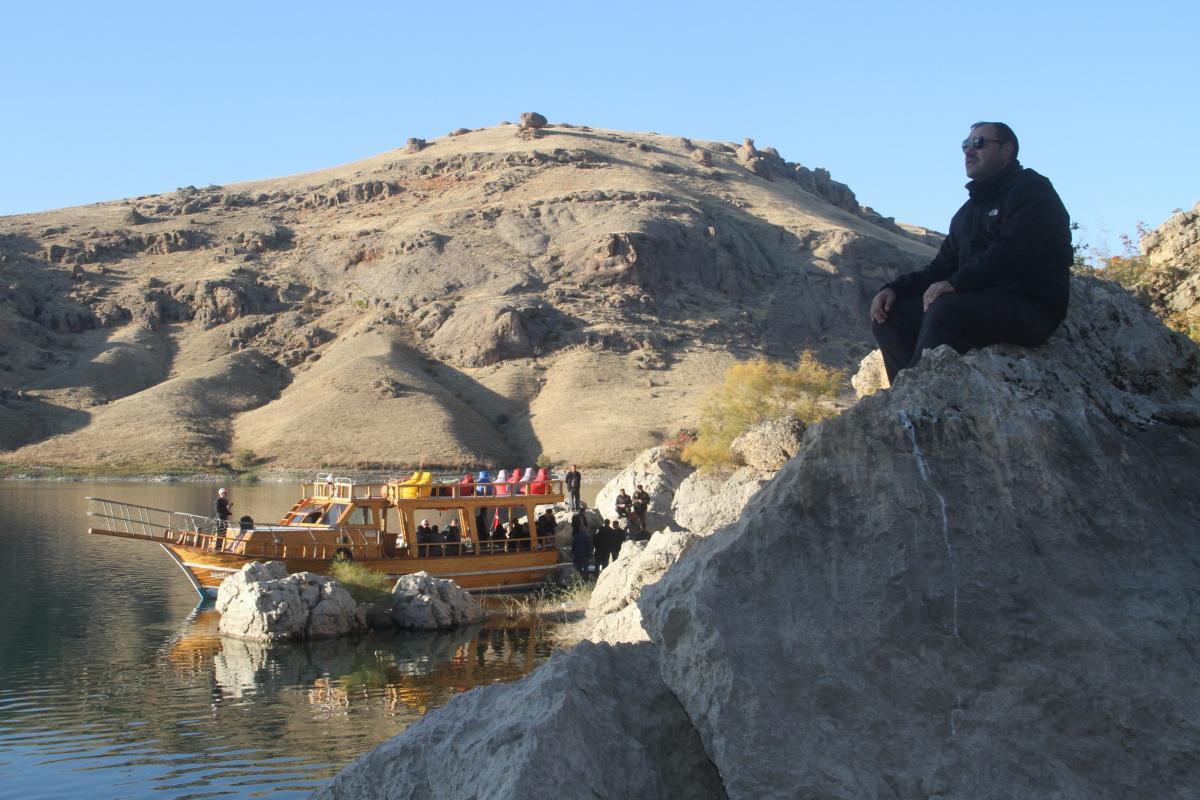 Elazığ'da bu yaz keşfedildi! Gören hayran kalıyor - Resim: 1