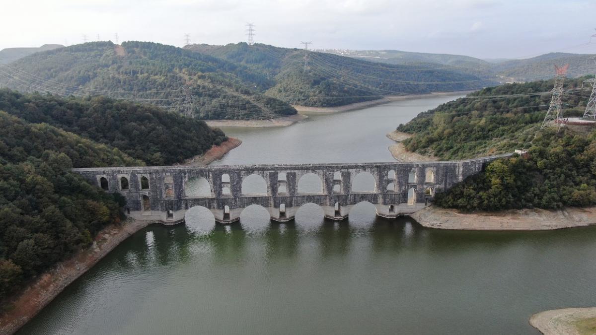 Tarihi Mağlova Su Kemeri'ni bir de havadan görün - Resim: 2