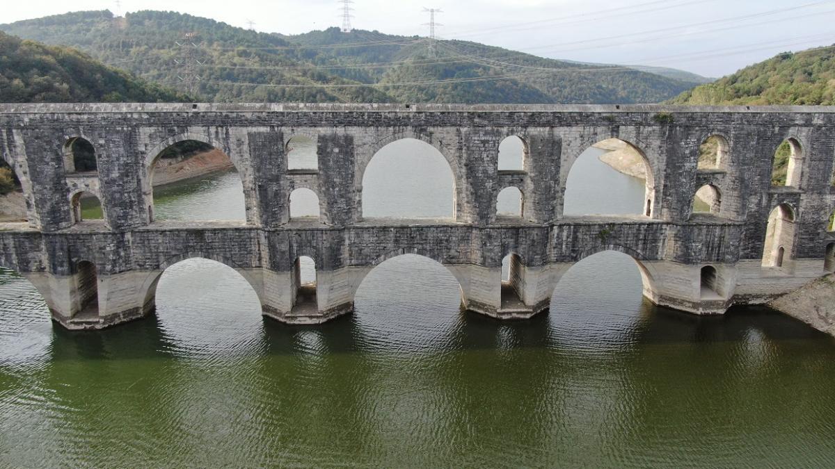 Tarihi Mağlova Su Kemeri'ni bir de havadan görün - Resim: 3