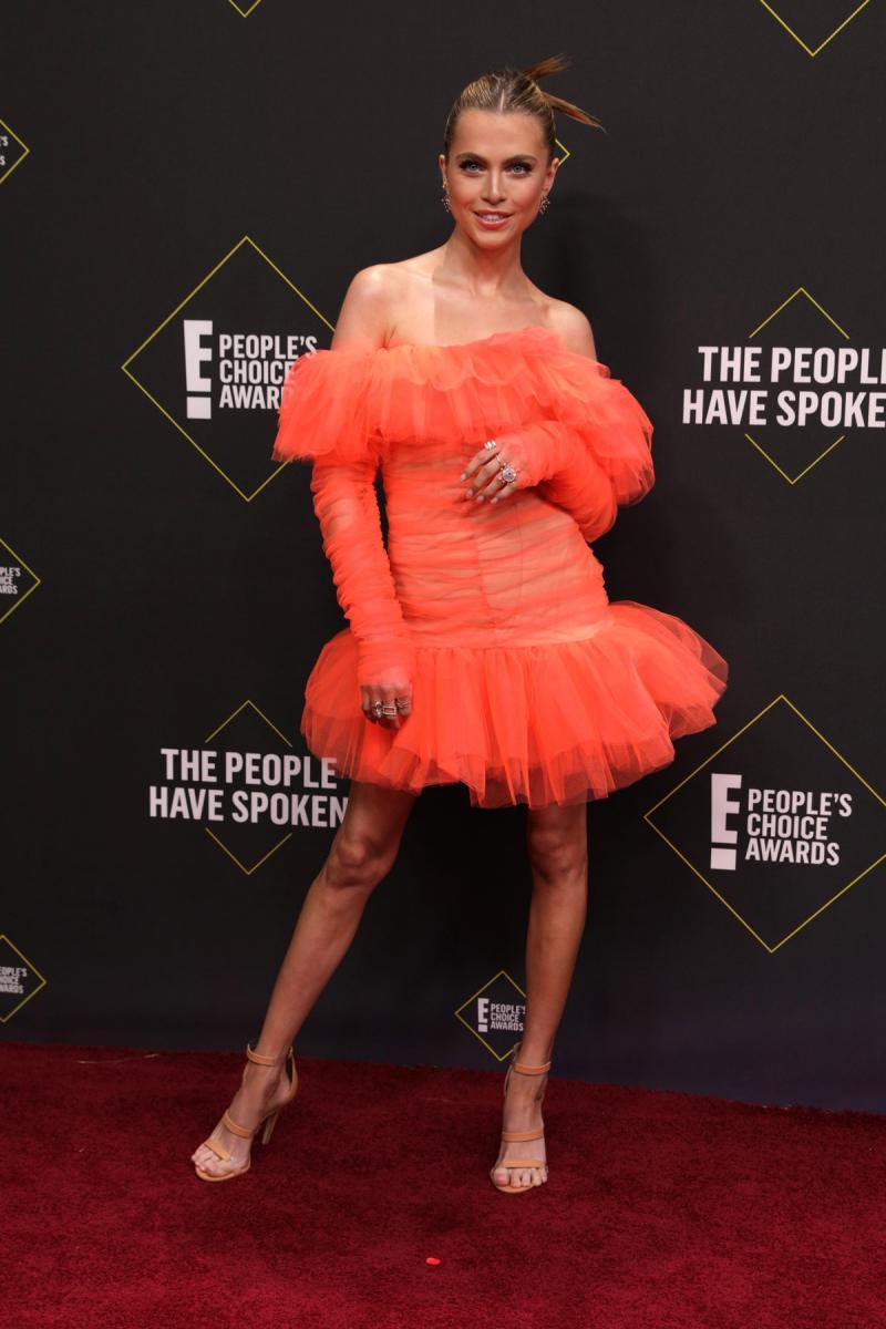 2019 People's Choice Ödülleri'nde kırmızı halı şıklığı - Resim: 1