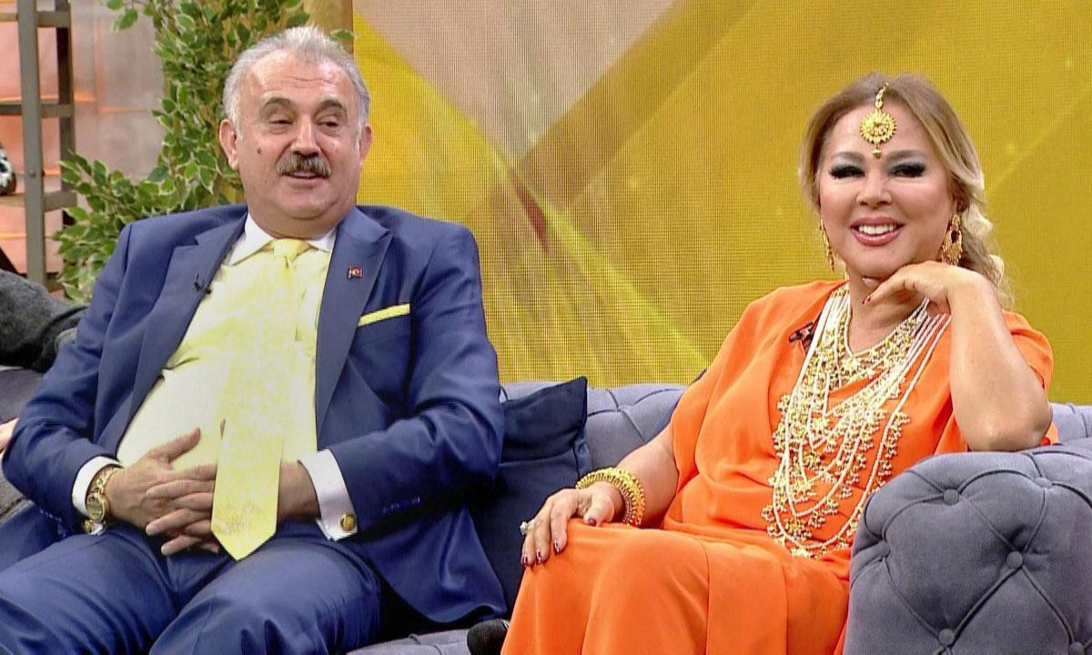 Safiye Soyman ve Faik Öztürk çiftinden iddialı çıkış: Ben Fero'ya rakibiz
