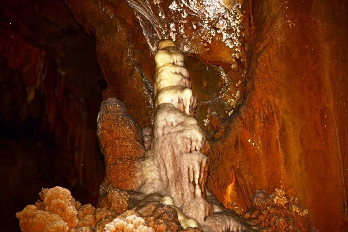 Elazığ'da keşfedilen mağara doğal güzelliğiyle hayran bırakıyor - Resim: 2