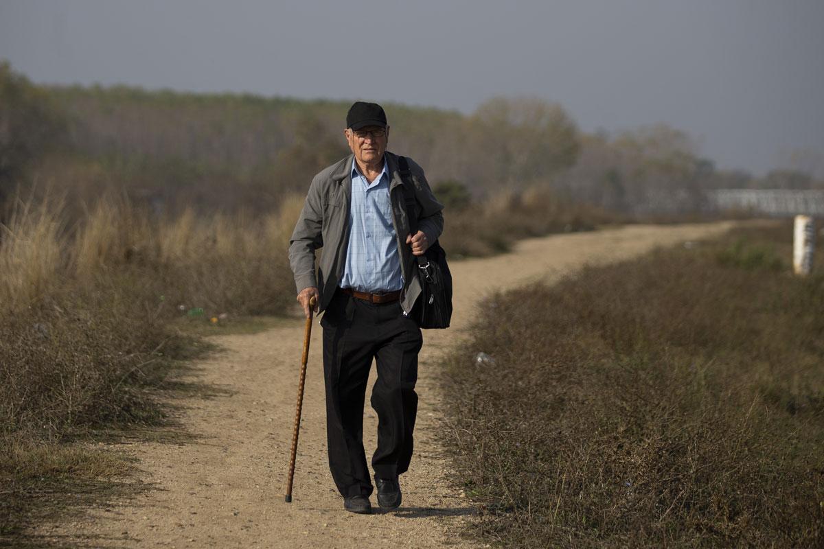75 yaşındaki 'bastonlu bilge' fakülteyi 3 yılda bitirdi, hedefi yüksek lisans - Resim: 3