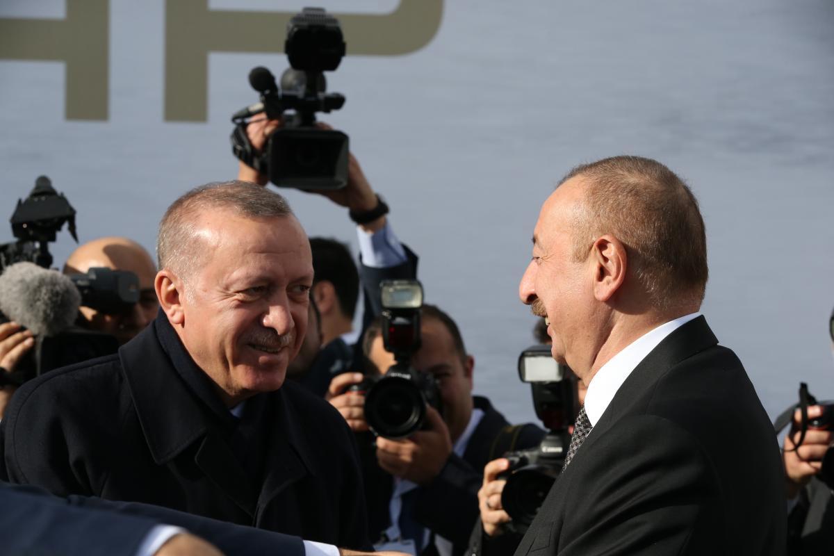 TANAP Avrupa Bağlantısı Açılış Töreni'nden kareler - Resim: 1
