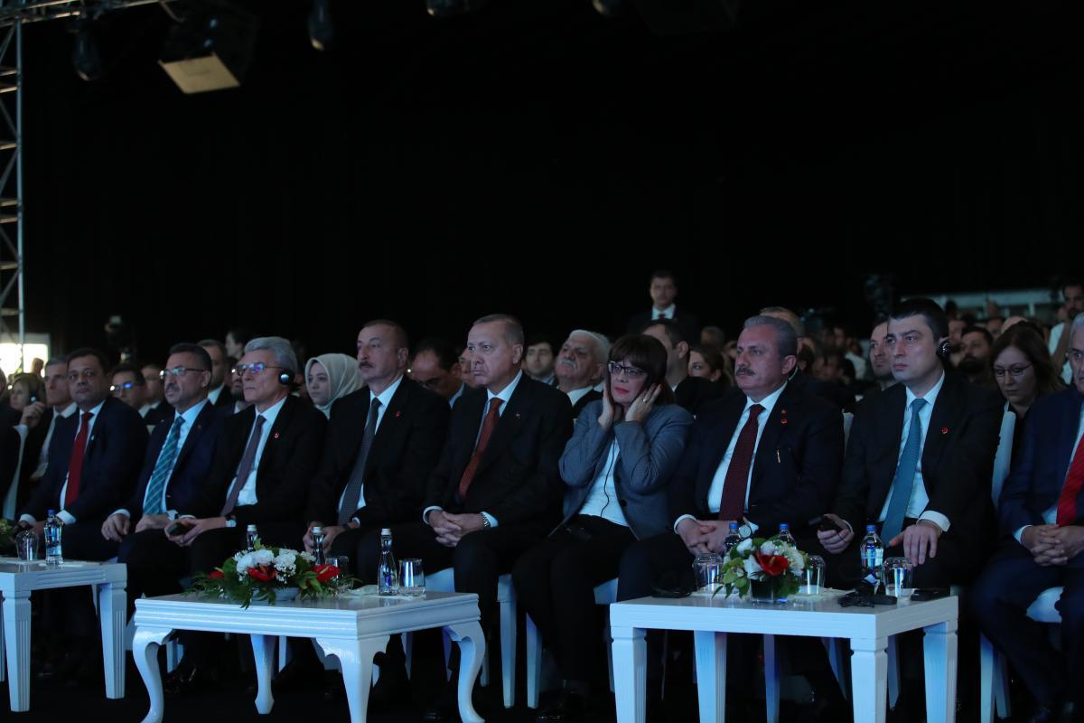TANAP Avrupa Bağlantısı Açılış Töreni'nden kareler - Resim: 2