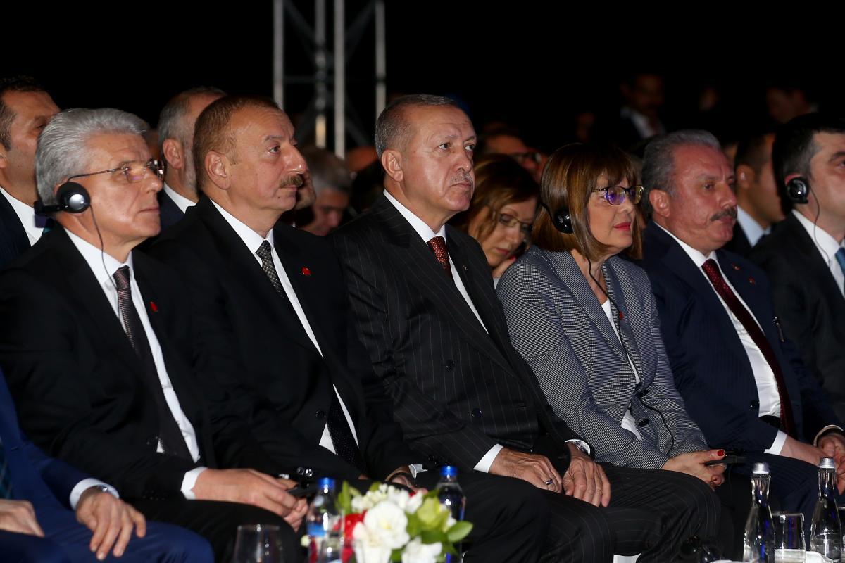 TANAP Avrupa Bağlantısı Açılış Töreni'nden kareler - Resim: 3