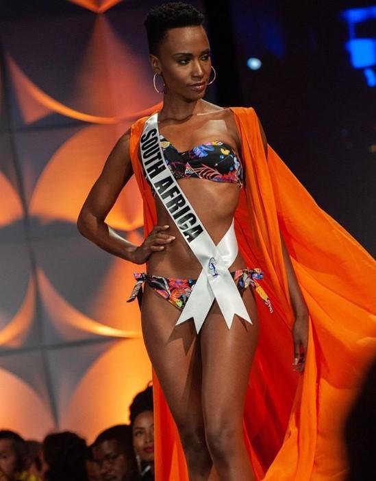 Kainatın en güzel kadını Güney Afrika güzeli seçildi: Zozibini Tunzi - Resim: 1