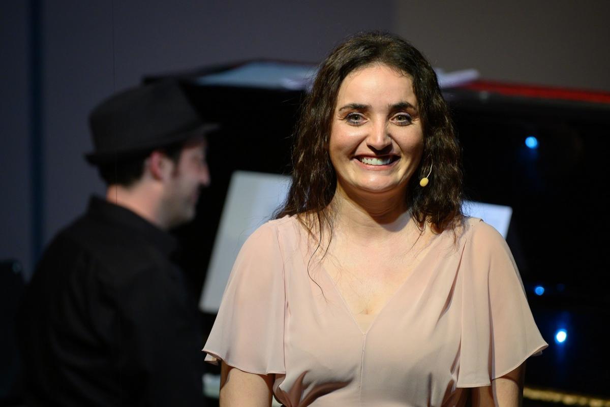 """""""The Muse"""" müzikalinde sahne alan Fadik Sevin Atasoy, ABD'de ayakta alkışlandı - Resim: 4"""