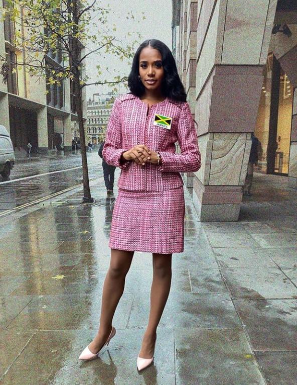 Dünyanın en güzel kadını belli oldu: Jamaika güzeli Toni-Ann Singh - Resim: 1