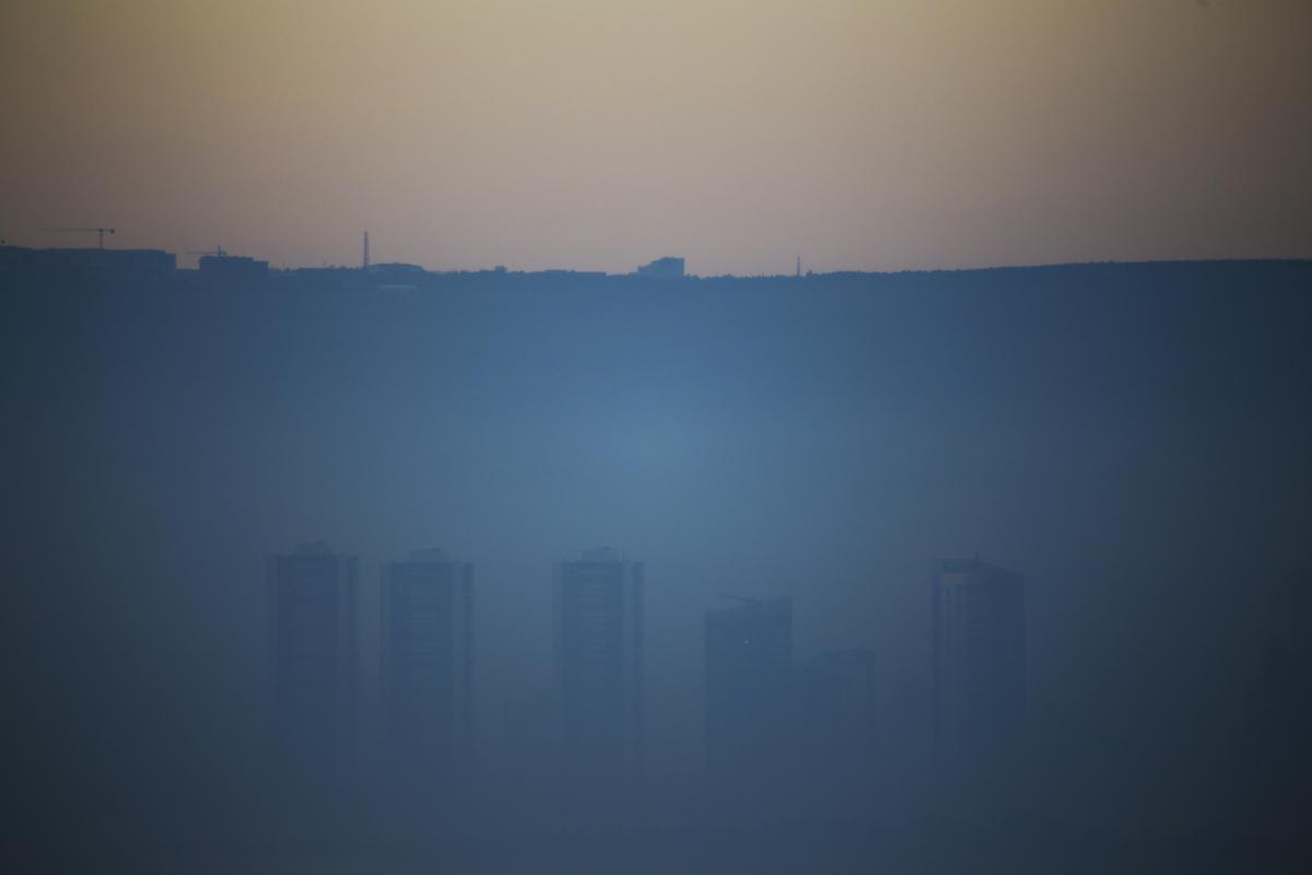 Ankara güne yoğun sisle uyandı - Resim: 4
