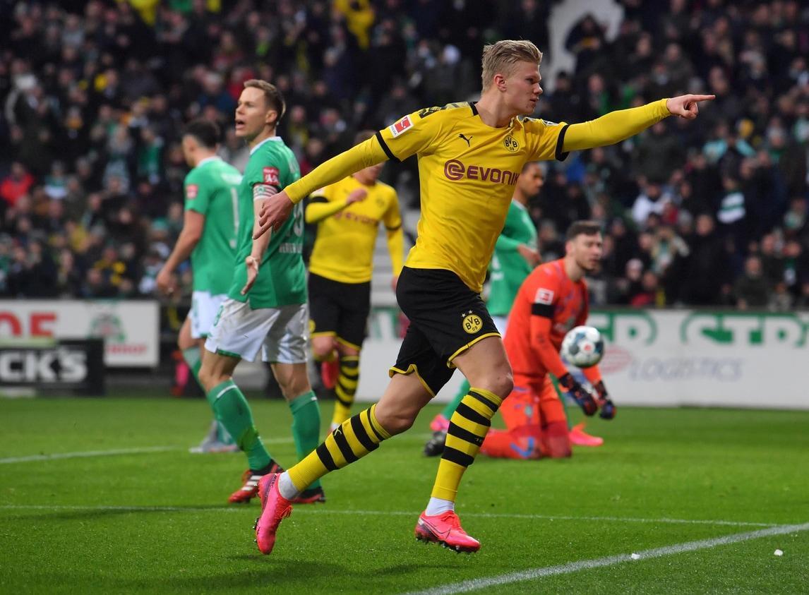 Borussia Dortmund Bremen