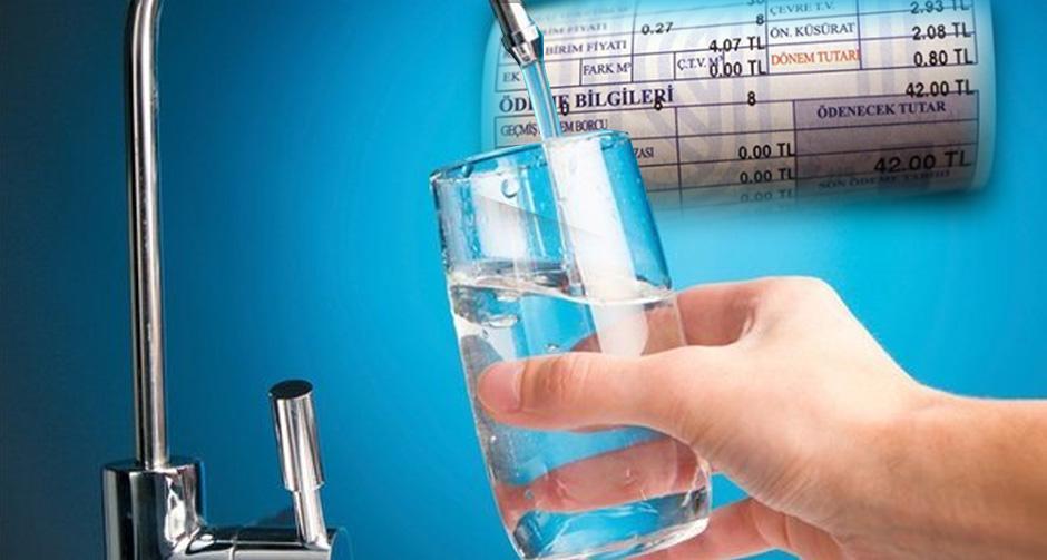 İBB Meclisi'nde yüzde 12.6 oranındaki su zammı teklifi kabul edildi |Suya zam mı geldi?