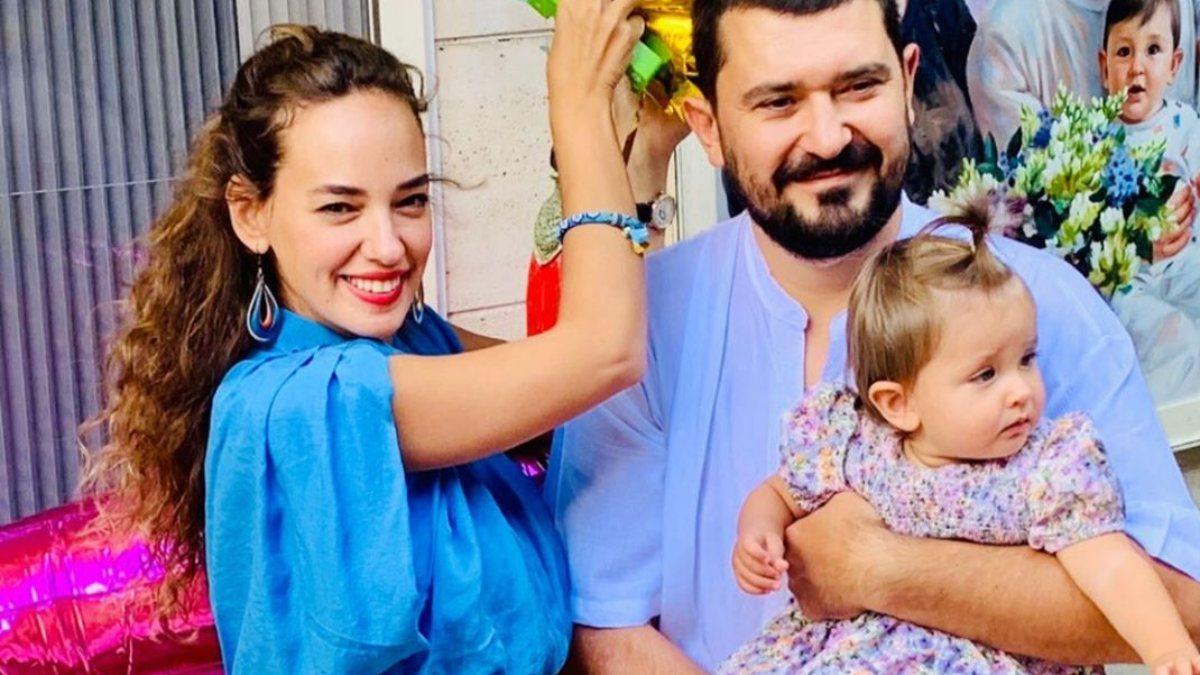 Seda Bakan'ın ev yapımı organizasyonu beğeni topladı