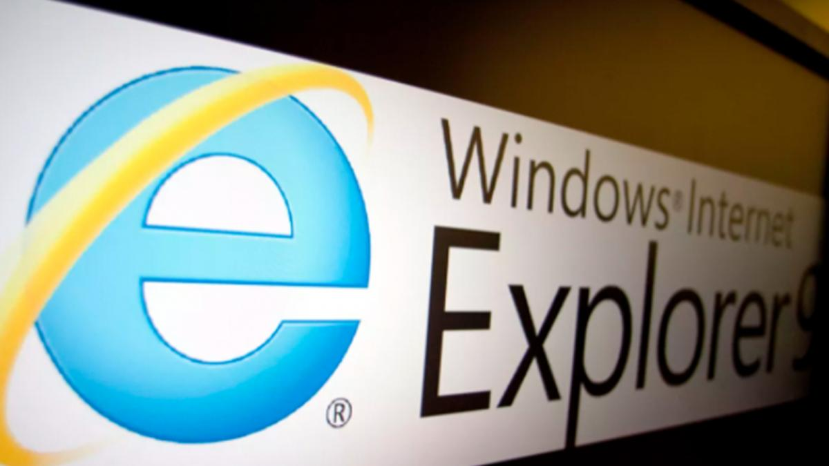 Internet Explorer'ın fişi çekiliyor