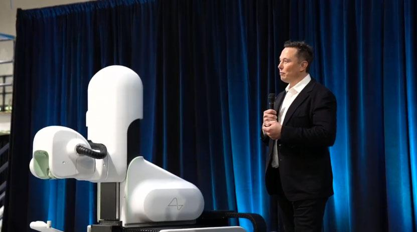 Elon Musk dünyanın merakla beklediği Neuralink'i tanıttı