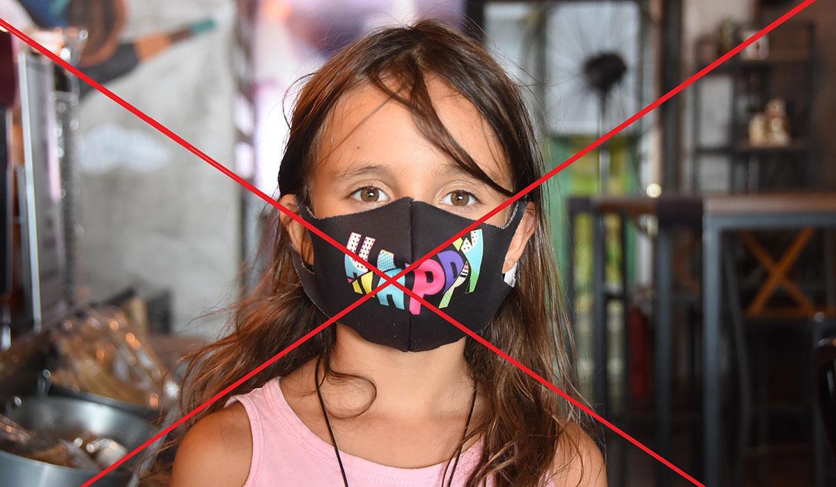 Boyalı maskeler alerjik reaksiyona yol açabilir!