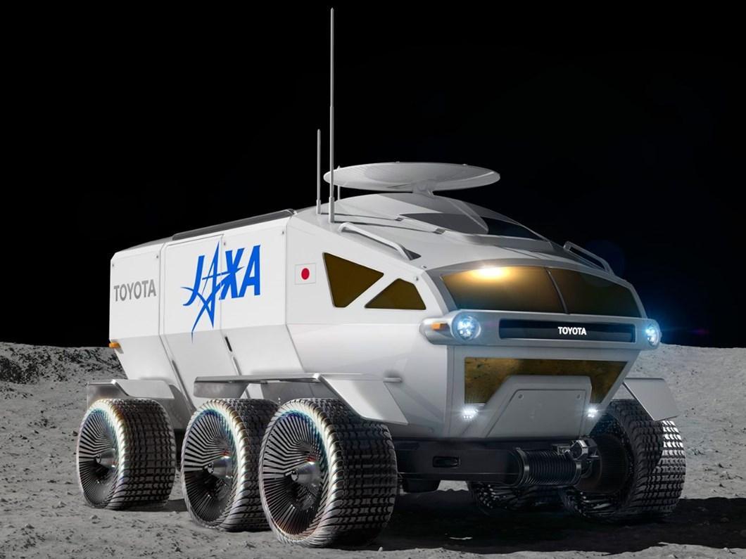 Ay'a gidecek aracın adı belli oldu
