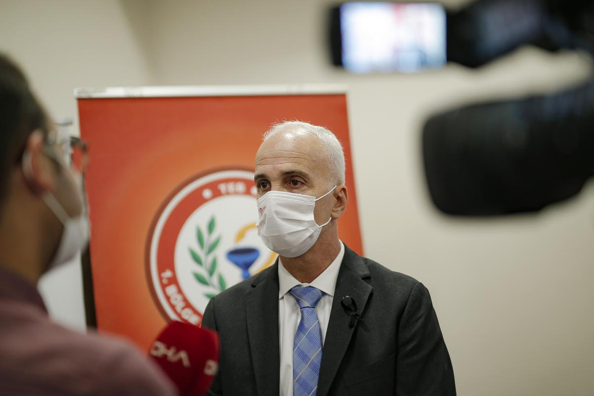 İstanbul Eczacı Odası Başkanı'ndan grip aşısı açıklaması