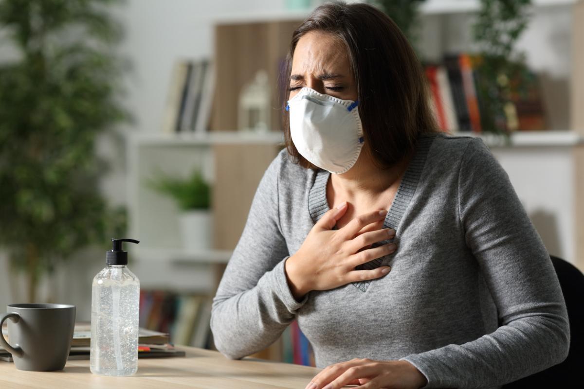 Oksijen düşüklüğü koronavirüs belirtisi mi?