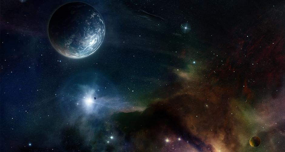 Gök bilimciler yıldızı etrafında dönen