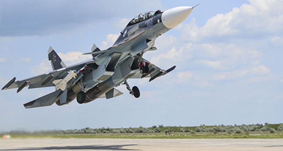 Rusya'da düşen Su-35 tipi uçakla ilgili yeni gelişme