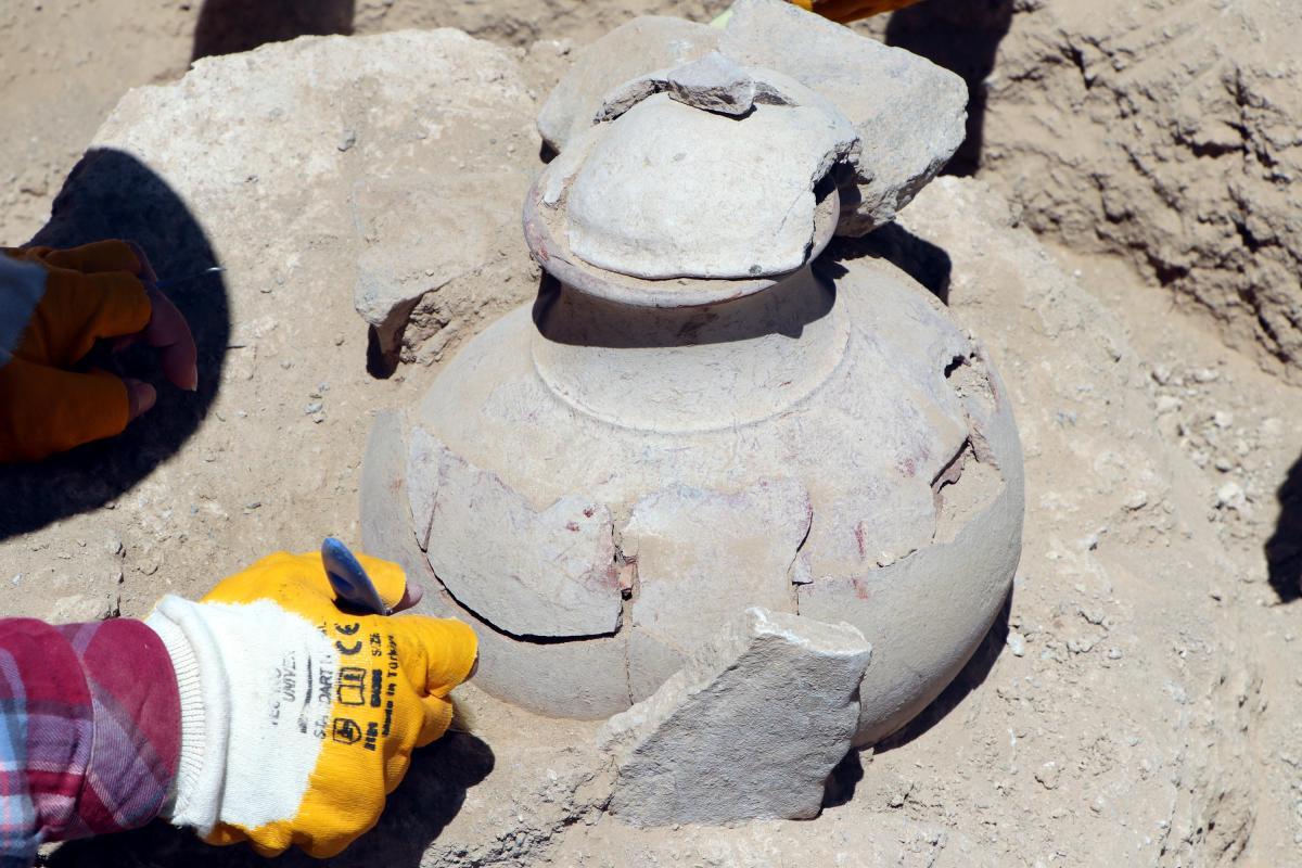 Urartularda 2 bin 750 yıl önce kadın yönetici varmış