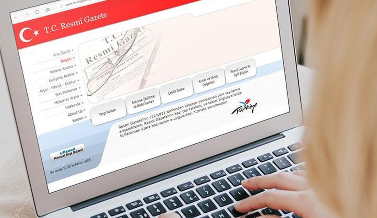 Vergi, resim ve harç istisnası belgelerinde düzenleme