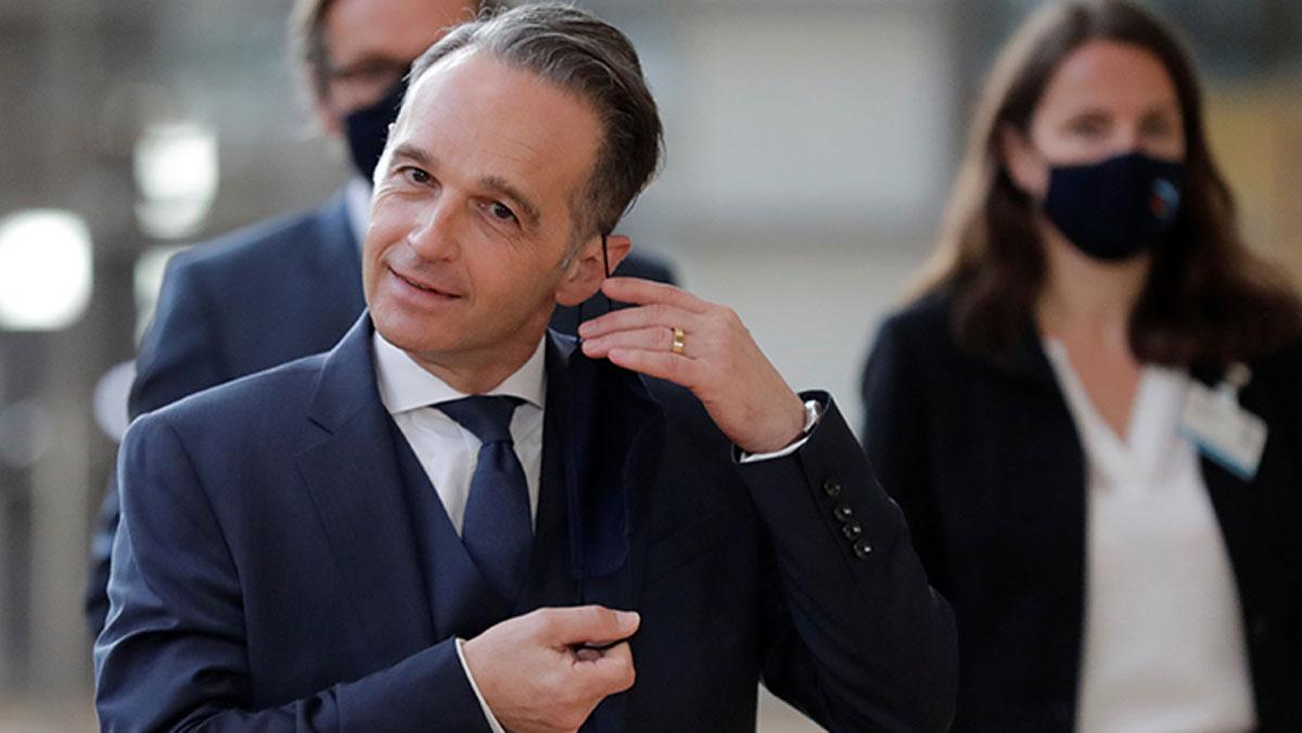 Almanya Dışişleri Bakanı Maas karantinaya girdi